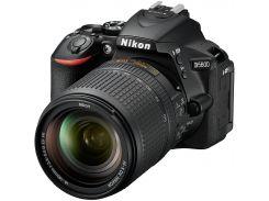Цифрова фотокамера дзеркальна Nikon D5600 kit AF-P 18-140мм