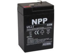 Батарея для ПБЖ NPP NP6-4.5