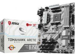 Материнські плати MSI B350 TOMAHAWK ARCTIC
