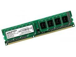 Пам'ять AMD DDR3 1x8 ГБ (R538G1601U2S-U)