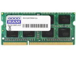 Пам'ять для ноутбука GoodRam DDR4 1x16 ГБ (GR2133S464L15/16G)