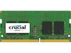 Пам'ять для ноутбука Micron Crucial DDR4 1х4 ГБ (CT4G4SFS824A)