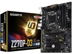 Материнська плата Gigabyte GA-Z270P-D3