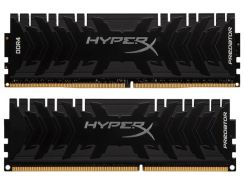 Пам'ять Kingston HyperX Predator Black DDR4 2x16 ГБ (HX430C15PB3K2/32)