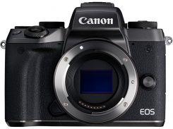 Цифрова фотокамера Canon EOS M5 Body Black