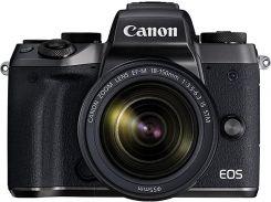 Цифрова фотокамера Canon EOS M5 Kit 18-150 мм IS STM