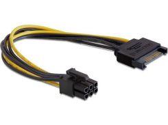 Кабель Cablexpert SATA / 6pin 0.2 м