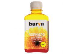 Чорнило BARVA Canon C521-059 жовте