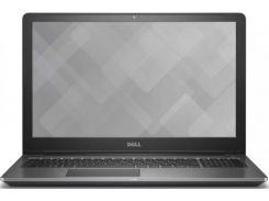 Ноутбук Dell Vostro 5568  N038VN5568_W10 Grey
