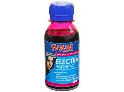 Чорнило WWM EU/M-2 Epson Universal ELECTRA 100 г малинове