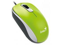 мишка genius dx-110 green