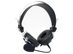Гарнітура  A4 Tech HS-7Р Black