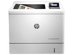 Принтер HP LJ Pro M553N White