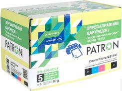 Комплект перезаправних картриджів PATRON для Canon PIXMA MG5440