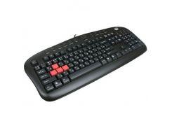 Клавіатура A4Tech KB-28G-1 Black