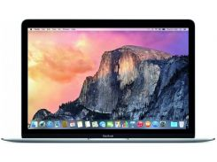 Ноутбук Apple MacBook A1534 Silver  (MNYJ2UA/A)