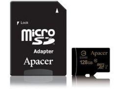 Карта пам'яті Apacer microSDXC UHS-I U1 Class 10 128GB AP128GMCSX10U1-R