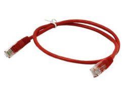 Патч-корд ATcom UTP cat 6 2m Red
