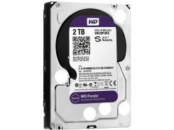Жорсткий диск Western Digital IntelliPower Purple 2TB WD20PURZ