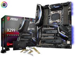 Материнська плата MSI X299 GAMING PRO CARBON AC
