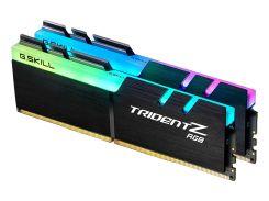 Оперативна пам'ять  G.SKILL Trident Z RGB Black F4-3000C16D-16GTZR