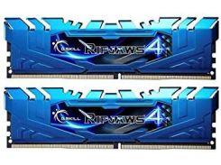 Оперативна пам'ять  G.SKILL Ripjaws 4 Blue DDR4 2x8GB F4-3000C15D-16GRBB