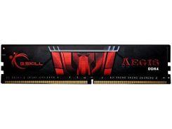 Оперативна пам'ять  G.SKILL Aegis DDR4 1x8GB F4-3000C16S-8GISB
