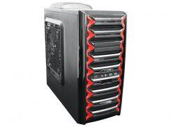 Корпус LogicPower 9905 чорно-Red