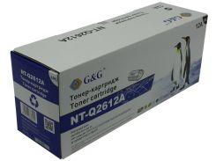Картридж G&G HP LJ 1010/1012/1020/1022 Black