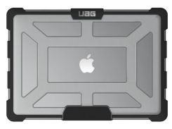 Чохол Urban Armor Macbook Pro with Touchbar-Ice (MBP15-4G-L-IC)