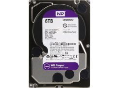 Жорсткий диск Western Digital Purple 6TB WD60PURZ