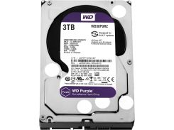 Жорсткий диск Western Digital Purple 3TB WD30PURZ