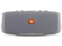Портативна акустика JBL Charge 3 Gray  (JBLCHARGE3GRAYEU)