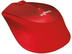 Миша Logitech M330 Silent Plus 910-004911 Red