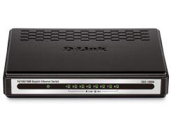 Комутатор D-Link DGS-1008A