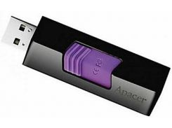 Флешка USB  Apacer AH332 16GB AP16GAH332B-1 Purple