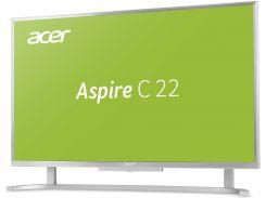 ПК моноблок Acer Aspire C22-720 DQ.B8WME.001 Silver