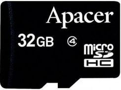 Карта пам'яті Apacer Micro SDHC 32GB AP32GMCSH4-RA