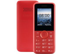 мобільний телефон philips e106 xenium red