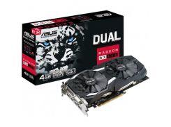 Відеокарта AUS RX 580 Dual (DUAL-RX580-4G)