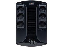 ПБЖ Logicpower 650VA-6PS