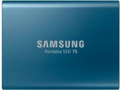 Зовнішній твердотільний накопичувач Samsung T5 500GB MU-PA500B/WW