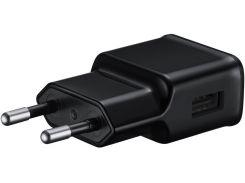 Зарядний пристрій Samsung EF-TA12EBEUGRU 2A Black