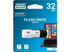 Флешка USB  GOODRAM Colour Mix 32GB UCO2-0320KWR11 White/Black