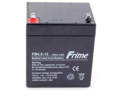 Батарея для ПБЖ Frime 12V-4.5Ah