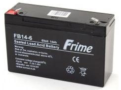 Батарея до ПБЖ Frime 6V 14.0AH