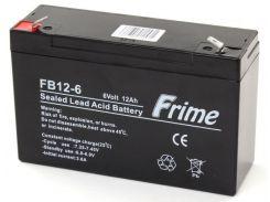Батарея до ПБЖ Frime 6V 12.0AH