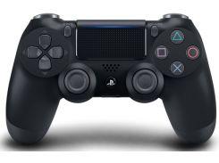 Геймпад Sony Dualshock v2 Glacier Jet Black  (9870357)