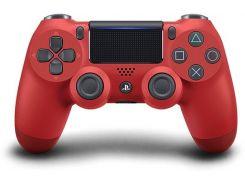 Геймпад Sony Dualshock v2 Glacier Magma Red