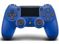 Геймпад Sony Dualshock v2 Glacier Wave Blue